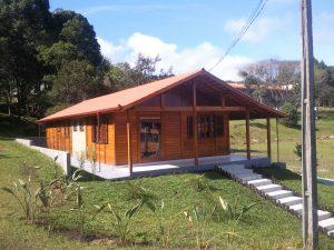 Casa pequena de Campo em Curitiba
